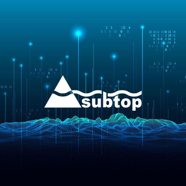 Société SUBTOP : entreprise d'experts en mesure subaquatique et terrestre